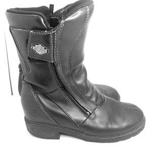 Harley Davidson women's boots size 7